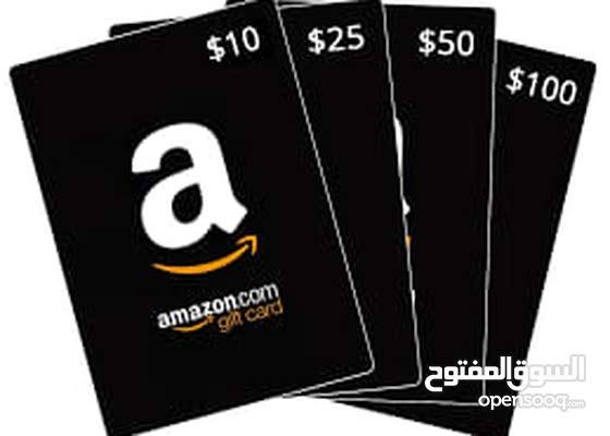 Amazon gift card سعر حرق