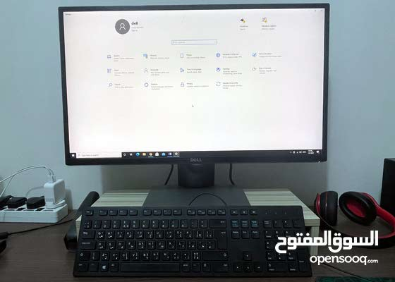كومبيوتر مكتبي Dell