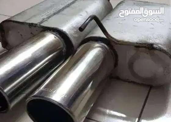 car exhaust for mastang