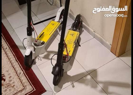 اسكوترات كهربائية للبيع