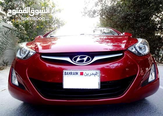 Hyundai Elantra 1.8 L 2016 Single User For Sale