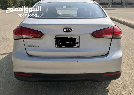 Kia Cerato car for sale 2017 in Al Khobar city