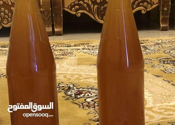 غرشتين عسل (سدر جبلي ) انتاج عمان مضمون والضامن الله