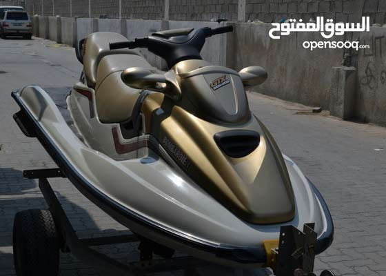 jet ski low hours in good condition