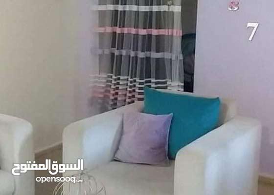 شقة مفروشة بنغازي باليومية فقط