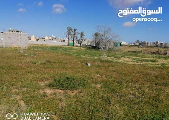 قطعة أرض للبيع مساحتها 200م في خلة الفرجان
