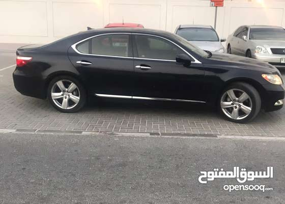 LS460 2008 Dark blue