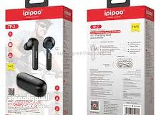 سماعة لاسلكية ipipoo TP-2