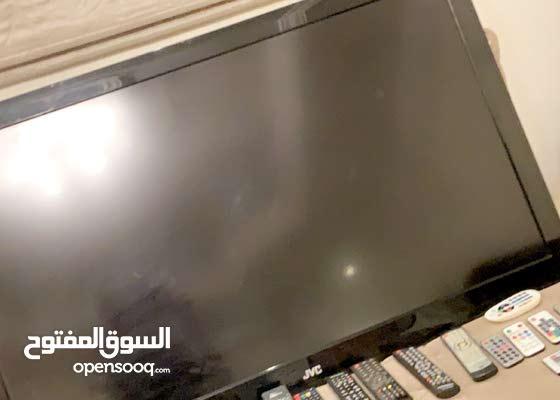 تلفزيون   ( JVC )   مستعمل للبيع