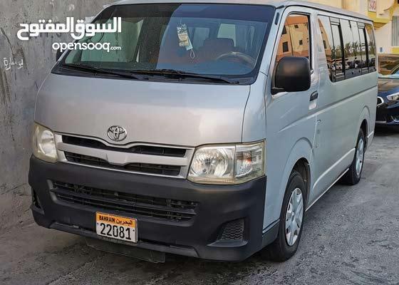 للبيع باص تويوتا هايس 2012