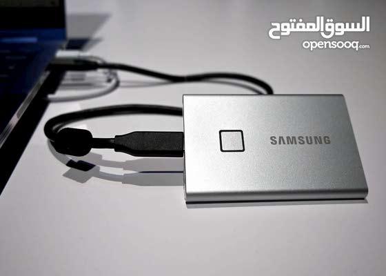 هاردسك سامسونج الخارجي Samsung T7 Ssd 1tb 139827906 السوق المفتوح