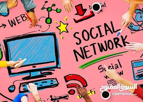 سيكرتاريا و social media manager
