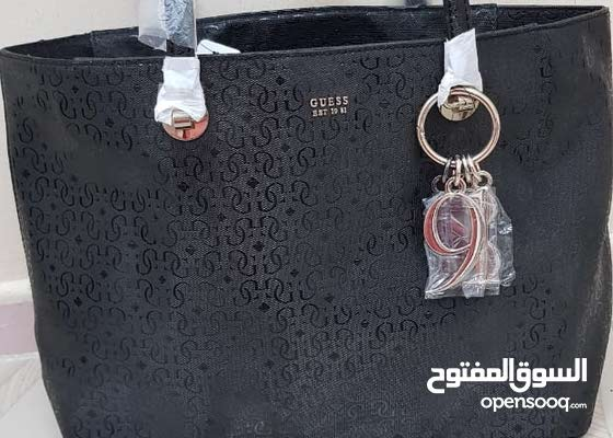 حقيبة جيس أصلية authentic guess tote bag
