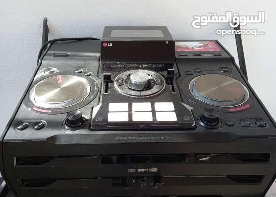 LG Stereo Smart DJ