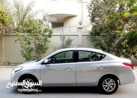 2015 Nissan Sunny Full Option Very Neat&Clean Car For Sale !