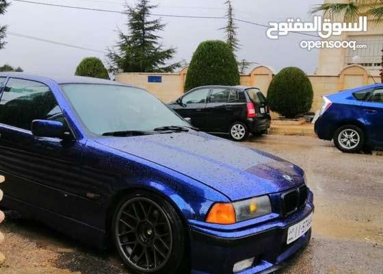 BMW E36 وطواط كومباكت للبيع