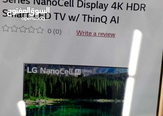 brand new 2 years warranty  of LG