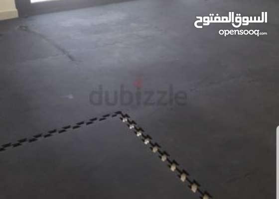 Gym floor mates