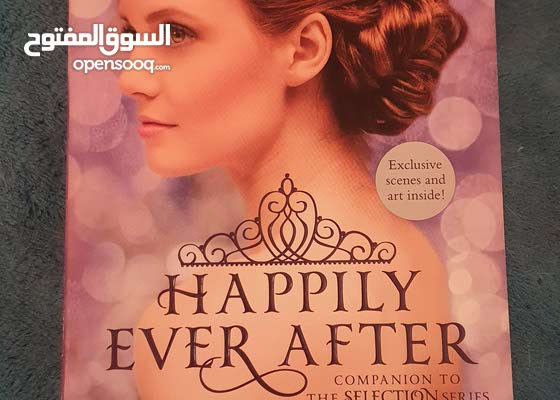 Happily Ever After bu Kiera Cass