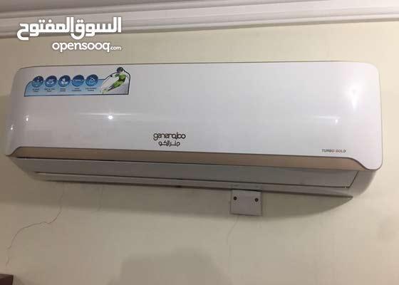 مكيف للبيع بحالة ممتازة air conditioner for sale
