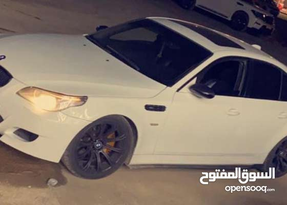 M5 e60   Contact number is 0096890108796 507 hp
