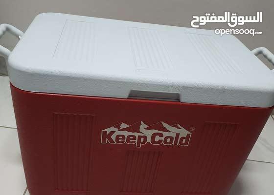 Keep Cold ice box