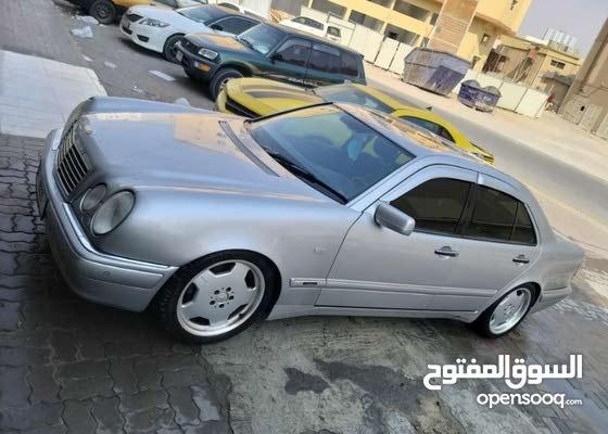 Mercedes E55 AMG Original