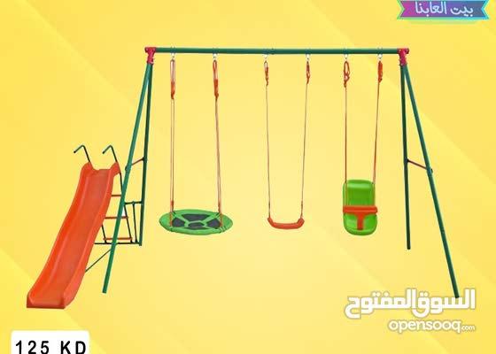 شركة بيت العابنا لجميع العاب الاطفال بأرخص الاسعار واجود الخامات فقط من شركة بيت