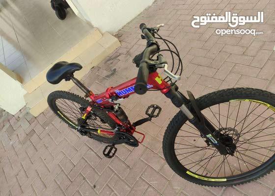 دراجة hummer الأصلية المينيوم