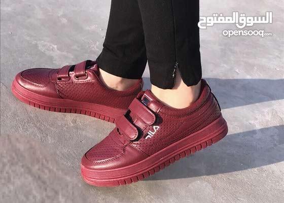 حذاء خمري من فيلا 37size