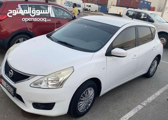 Nissan Tiida 2014 new registration
