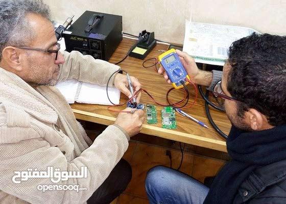 دورة صيانة الهواتف