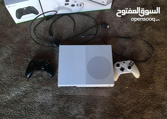 Used Xbox One S device for sale at a good price