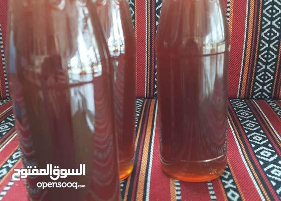 متوفر عسل السمر 2021 وعسل السدر نحل عمانى