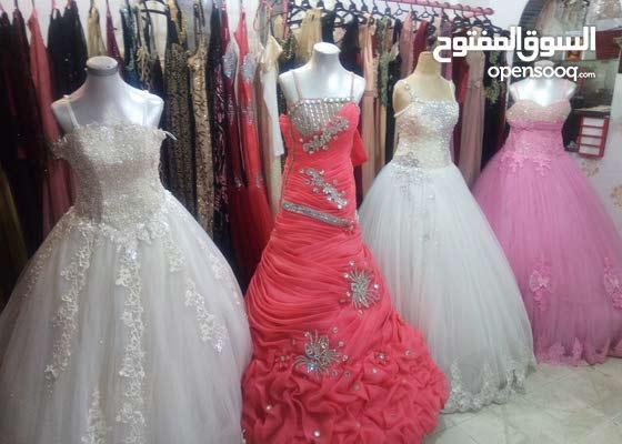 فساتين زفاف وخطوبة بارخص الاسعار فقط 350جنية