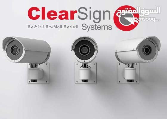 توريد + تركيب انظمة كاميرات مراقبة