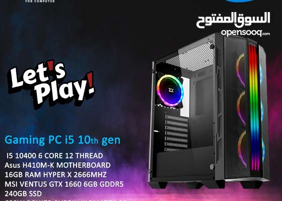 2021 GAMING PC WA 60