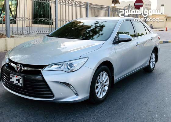 Toyota camry 2017 for sale loan facility available