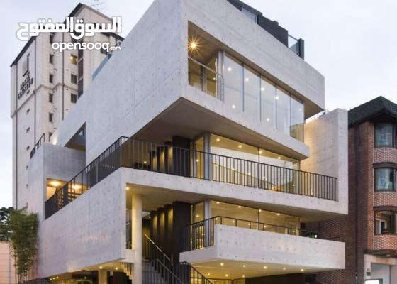 بنايه للبيع بالبراضعيه بناء 2018 الوارد الشهري 9 ملايين