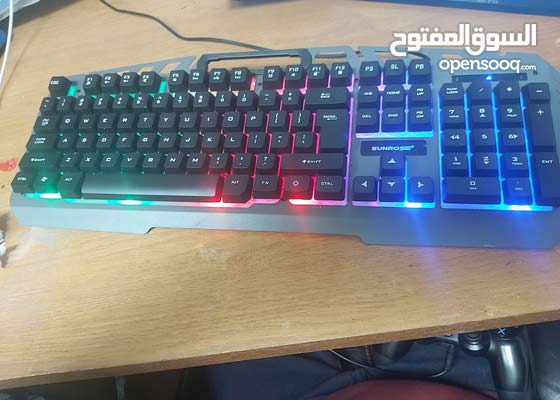 gaming keyboard and mouse