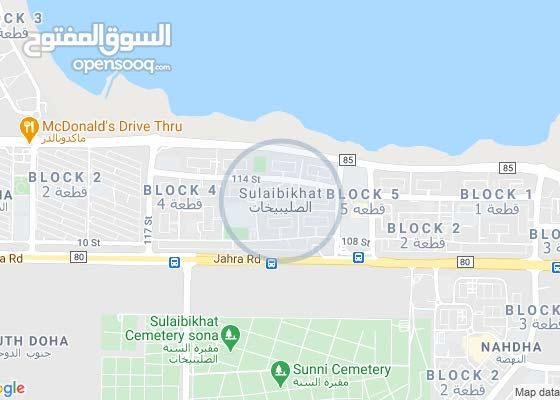 مطلوب شقة للايجار الدوحة/الصليبخات/شمال غرب صليبخات/جابر الاحمد