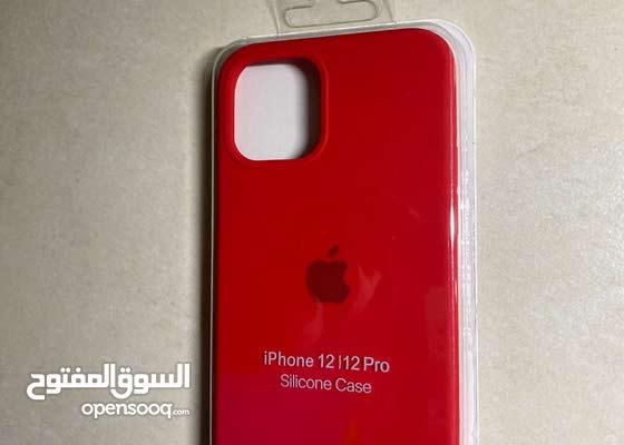 iPhone 12/12 Pro Silicone Case