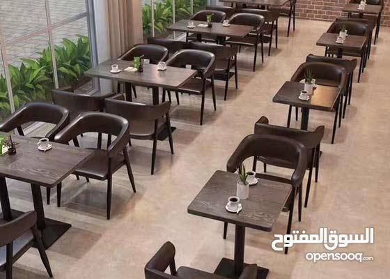 كراسي وطاولات كوفي شوب ومطاعم