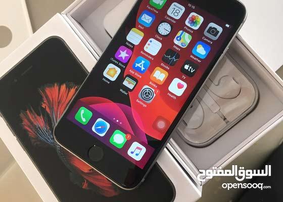 I phone 6S 128 gb grey black