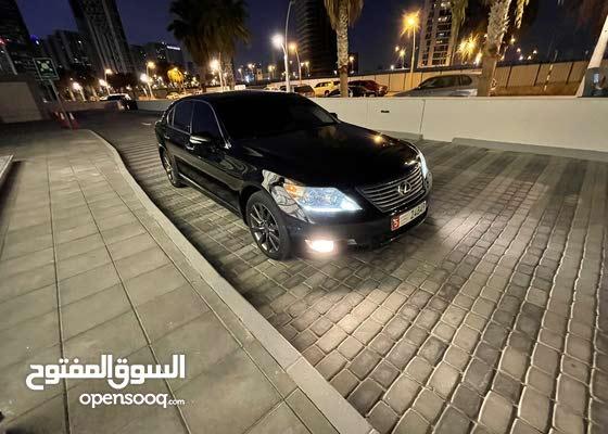 Lexuse ls 460 2012 Japanese specification