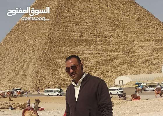 سواق في مصر والقاهرةخيبره في مجال السياحة