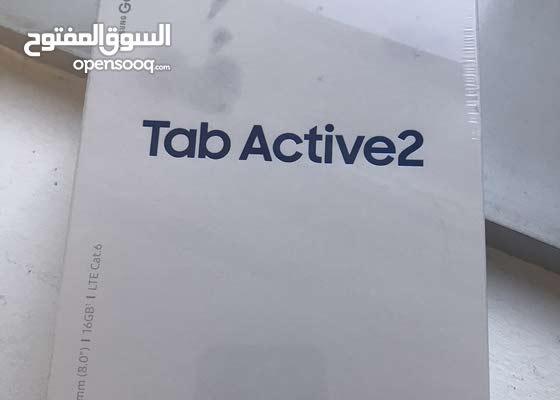 Brand New Samsung Galaxy Tab Active 2 8.0 T395 Tablet w/ 8MP Camera - Black