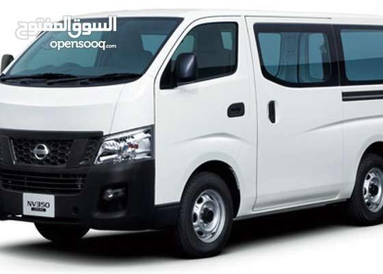 باص اورفان 15 راكب للايجار ، Urvan bus 15 seater for rent