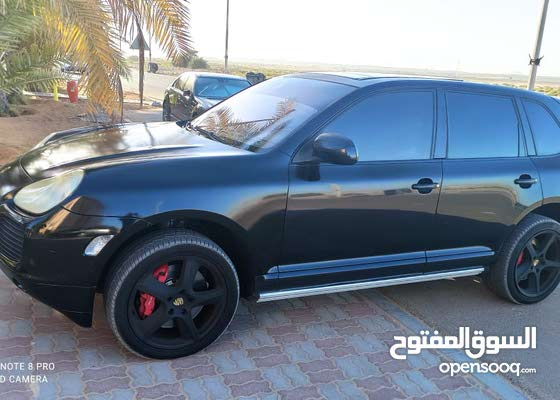 2006 Porsche Cayenne Turbo S for Sale