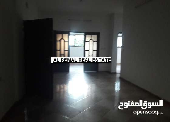 للبيع شقة أرضية 125 متر عمارة حديثة - الرمال
